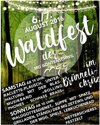 Waldfest_Gontenschwil